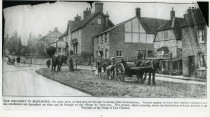 This picture is from 1934 when East Challow was in Berkshire.